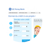 GE Money Bank: how to use the web as a distribution channel of consumer credit ?